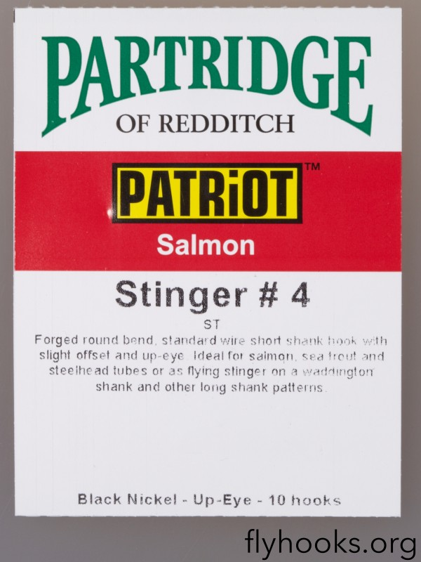ST - Patriot Stinger Tube Single